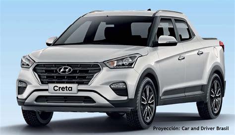 New Hyundai Truck by La Hyundai Creta Up Se Fabricar 225 En Brasil En 2018