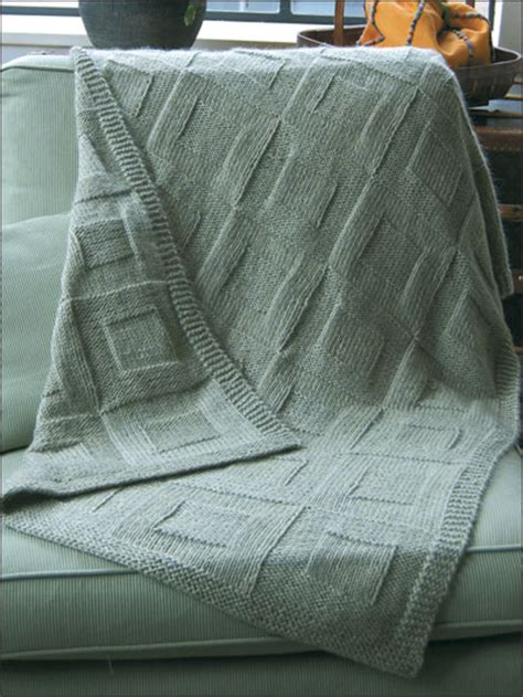 Reversible Afghan Pattern Free Patterns