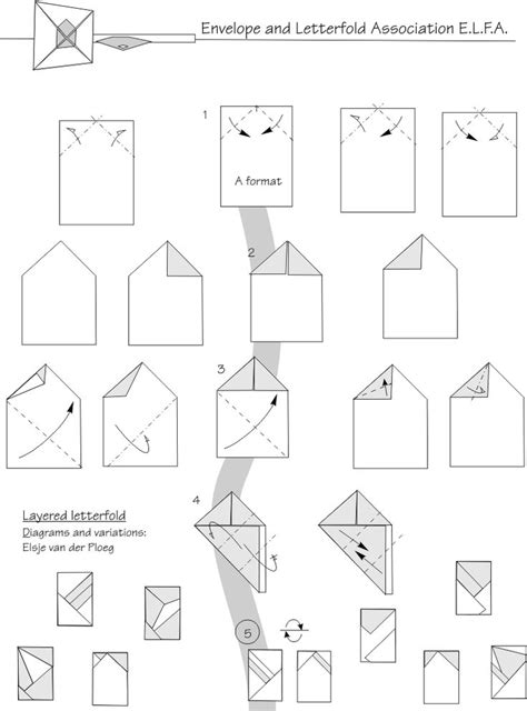 origami envelope a4 paper 1000 images about origami envelopes on