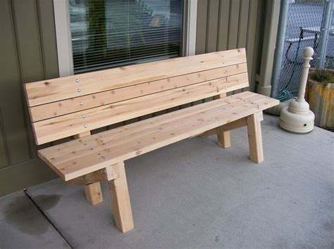 outdoor bench plans woodworking 25 best ideas about garden bench plans on