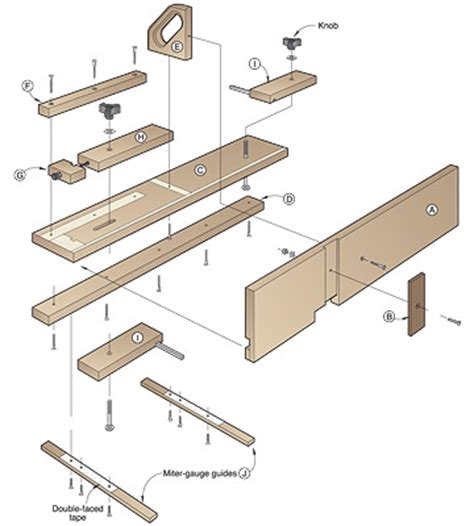 free woodworking jig plans pdf free woodworking plans box joint jig plans free