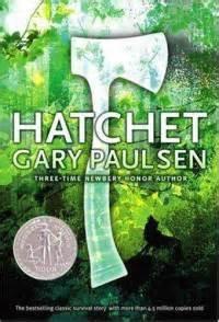 pictures of the book hatchet hatchet gary paulsen paperback cover