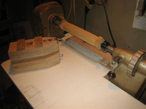 woodworking duplicator has anyone made lathe duplicator turner s corner