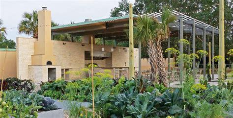 outdoor kitchen gardens bok tower gardens outdoor kitchen and edible garden open