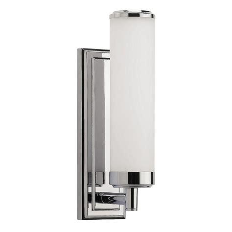 chrome bathroom wall lights buy heathfield co henri bathroom wall light chrome