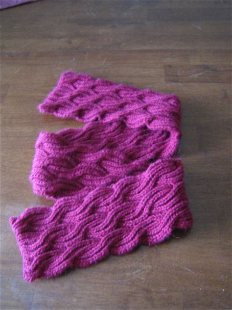free reversible scarf knitting patterns reversible cabled brioche stitch scarf free knitting