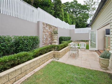 retaining walls for gardens easy and cool landscape ideas