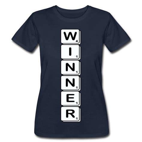 scrabble shirts winner tiles t shirt spreadshirt