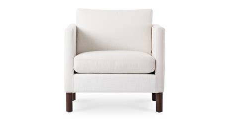 White Armchair white armchair lounge chairs article
