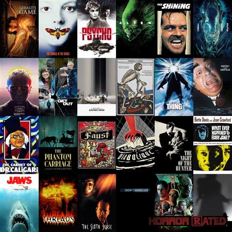 best horror movie 100 best horror films of all time best scary movies