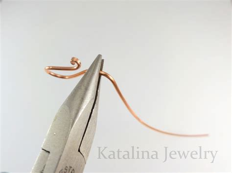 wire techniques for jewelry katalina jewelry hook and eye clasp basic wire working