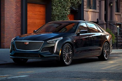 Cadillac Sports Sedan by Cadillac Ct6 V Sport Sedan Uncrate