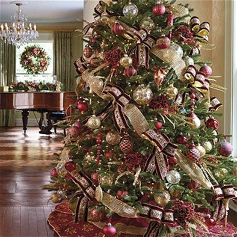 frontgate decorated trees 27 best tree decorating themes images on