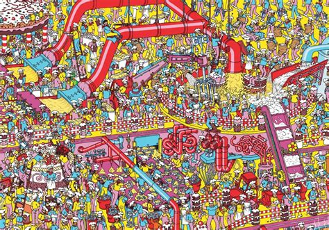 seek and find books pictures where s waldo the like hide and seek wmh891016