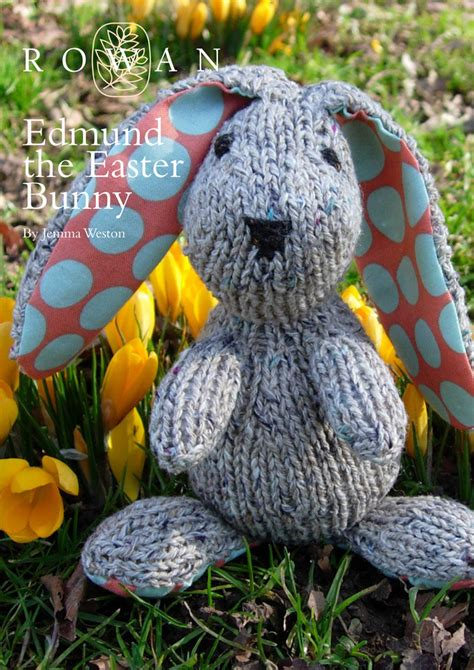 free knitting patterns for rabbits 5 free easter patterns loveknitting