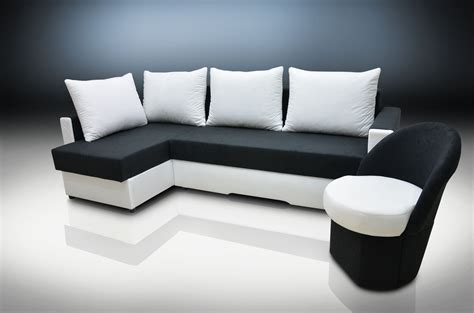 corner sofa bed black corner sofa bed zeus and small chair suedline fabric