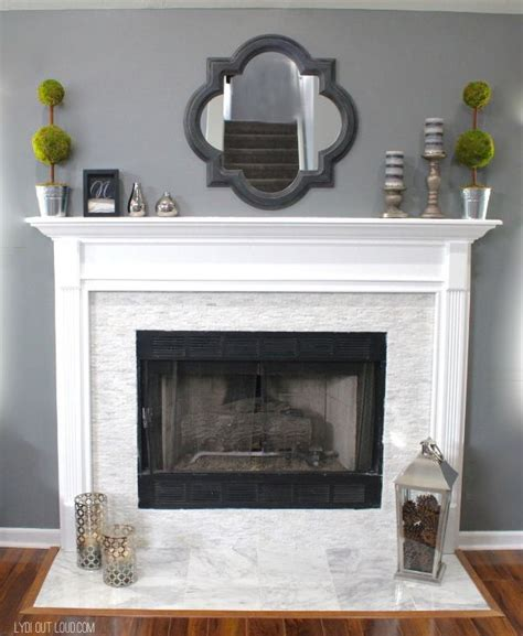 wall mantle 17 best ideas about white fireplace on white