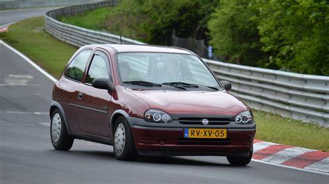 Opel Corsa B by 1997 Opel Corsa B