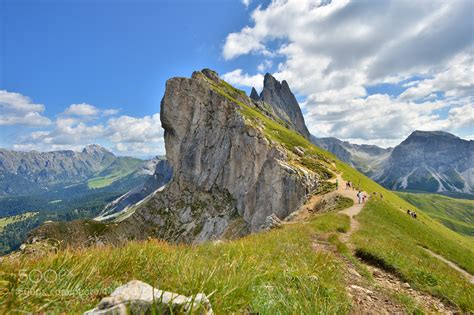 photograph odle mountain range val gardena italy by angelo ferraris on 500px