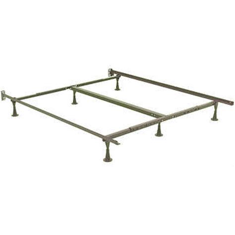 metal bed frame king king cal king metal bed frame