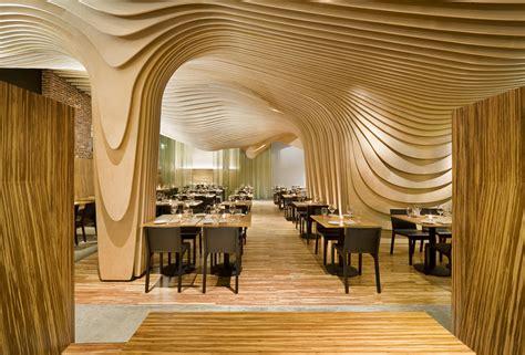woodwork restaurant rhythm and repetition tharri15blog