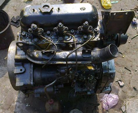 Daihatsu Diesel Engine by Daihatsu 3 Cylinder Engine Fiat 480 Diesel Engine Used 3