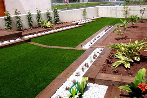 fotos de jardines particulares jardines de c 233 sped artificial para particulares