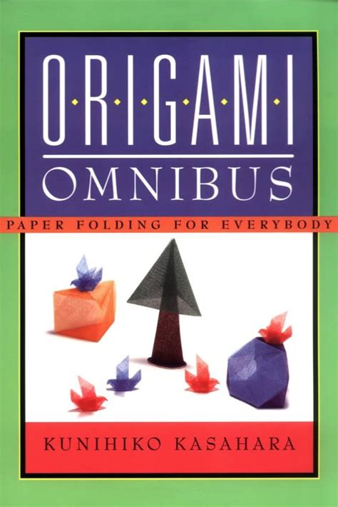 Awesome Highly Recommended Origami Books And Reviews