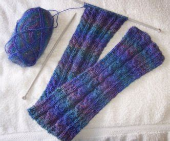 knitting website cable scarf pattern the knitting site
