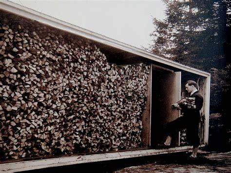 cobertizo oficina ralph erskine the box 1941 architecture music