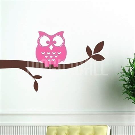 nursery wall decals canada nursery wall decals canada owl on a branch nursery wall