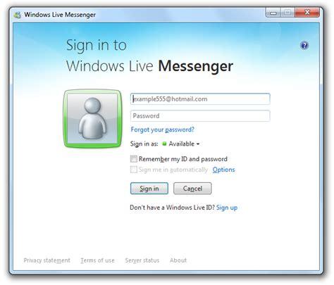 www msn windows live messenger formerly msn messenger 2011