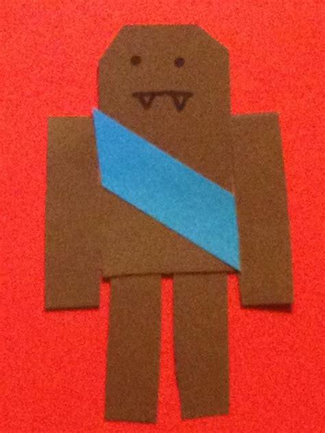 origami chewbacca bad chewbacca origami yoda