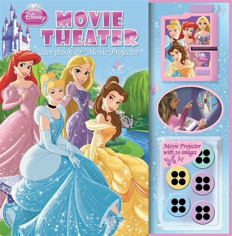 princess picture books disney princess theater book by disney princess