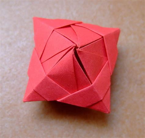 easy origami box origami simple box flickr photo