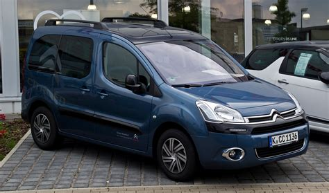 Citroen Berlingo Multispace by File Citro 235 N Berlingo Multispace Vti 120 Selection Ii