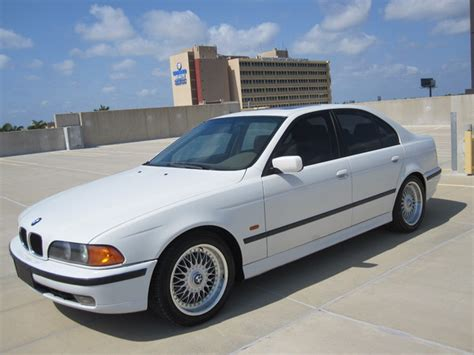 Bmw 528i 1999 by 1999 Bmw 528i Sport White Photo Picture Image On Use
