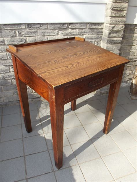 antique school desk antique oak school desk secondhand pursuit