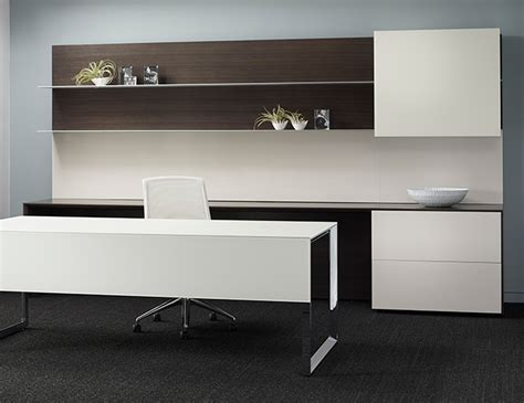 modern white desks modern white chrome executive desk ambience dor 233