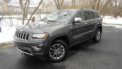 2015 Jeep Limited Review by Road Test Review 2015 Jeep Grand Limited 4x4