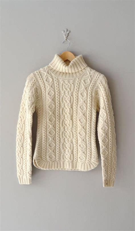 fisherman sweater knitting patterns vintage fishermans sweater skillful stitching