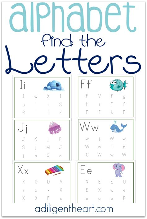 where to buy alphabet alphabet find the letters a diligent
