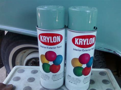 spray paint forum thesamba paint view topic krylon