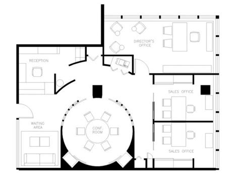 small office floor plan student work by michael wickersheimer at coroflot