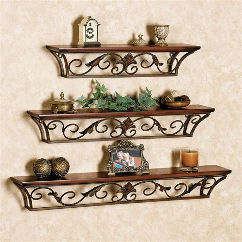 decorative wall shelving decorative modern wall shelves recycled things