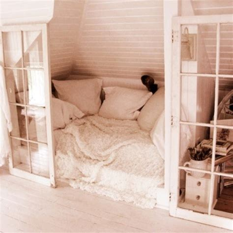 bed in closet yes bed in closet cozy places eclectic home