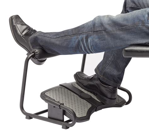 office footstool desk ergostretch footrest