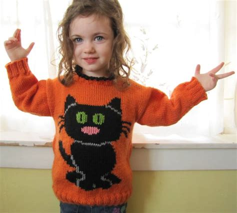 free childrens jumper knitting patterns savvy housekeeping 187 free kid s cat sweater pattern
