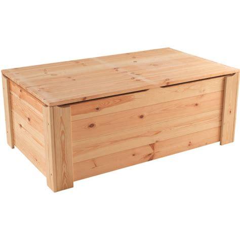 coffre de jardin en bois pas cher