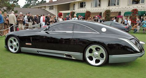 Maybach Exelero For Sale by Maybach 57s Coupe By Xenatec Mercedesheritage